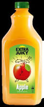 extra juicey apple