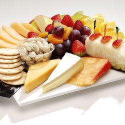 cheese fruit
